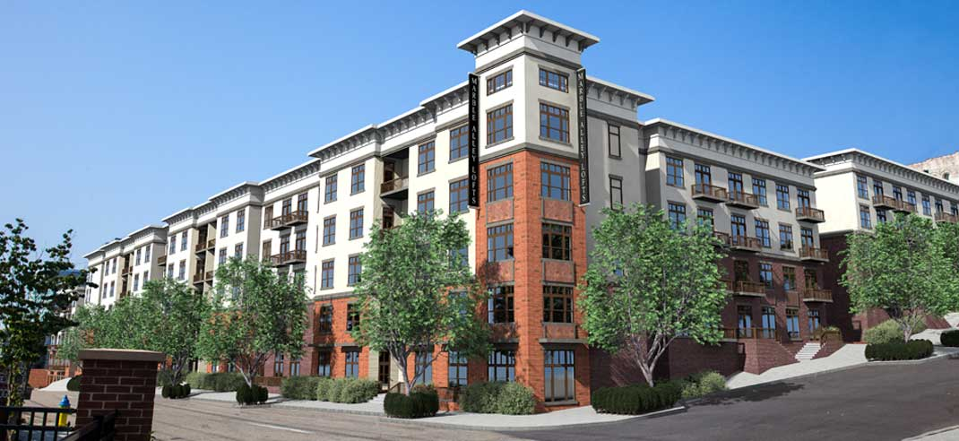 Marble Alley Lofts | Marble Alley Development | Downtown ...